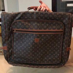 Louis Vuitton Vintage Garment Carrier